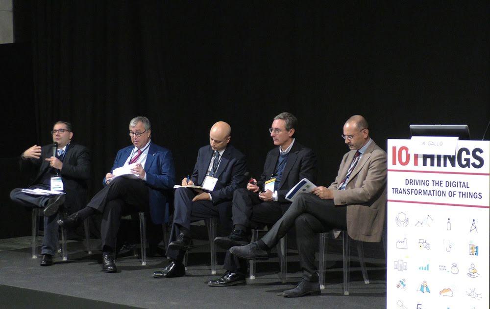 IOTHINGS Rome 2018 - Fondi UE post 2020