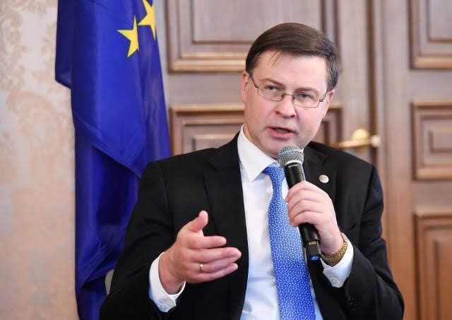 Valdis Dombrovskis © European Union, 2018/Photo: Ilmars Znotins