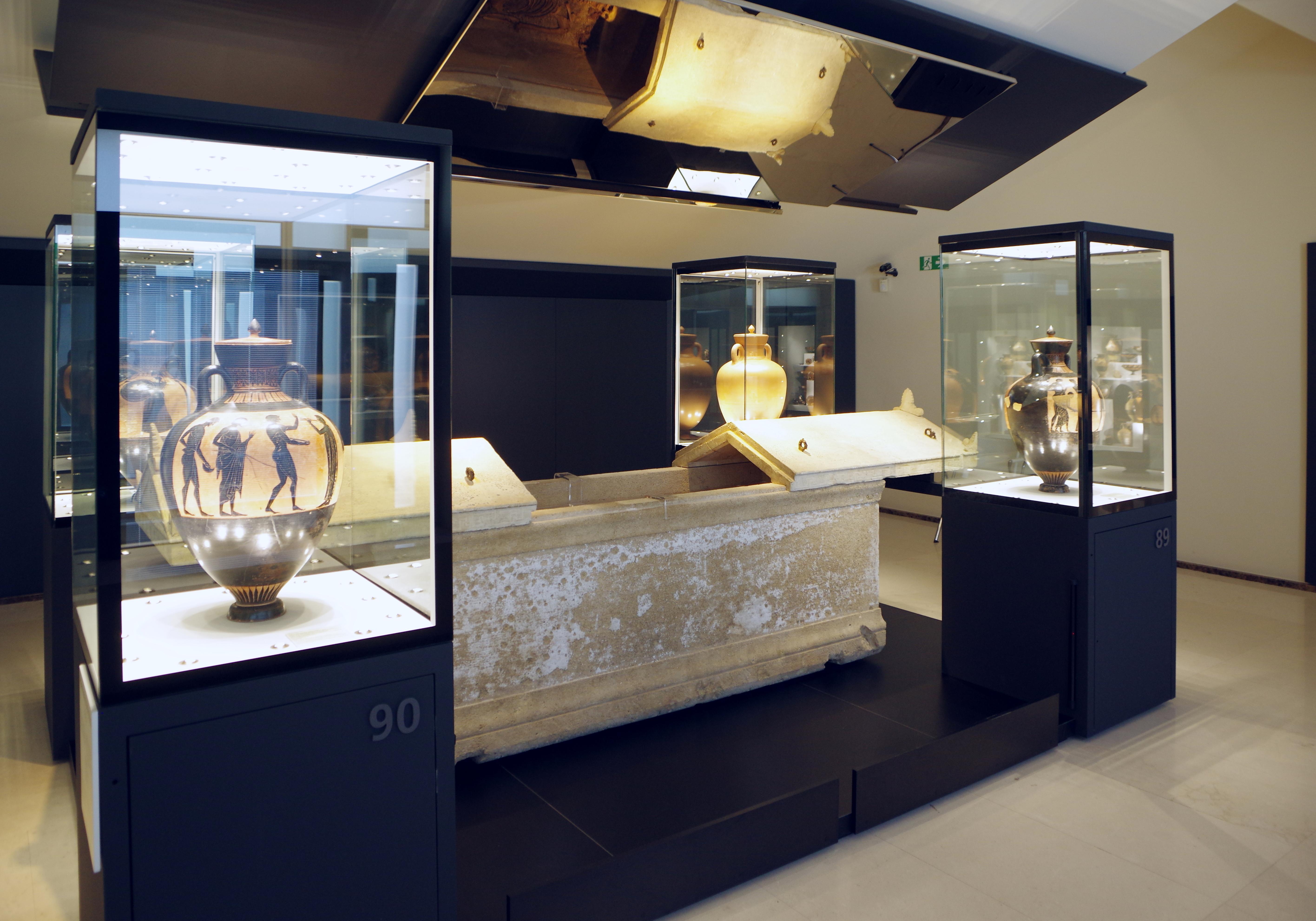 Museo archeologico di Taranto - photo credit: Berthold Werner