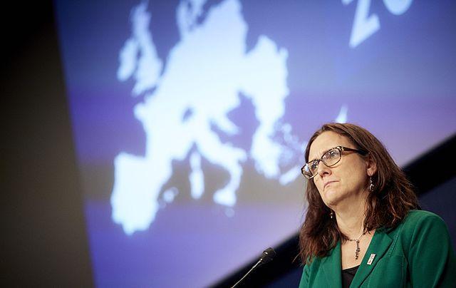 Cecilia Malmstroem - Author EU2016 NL