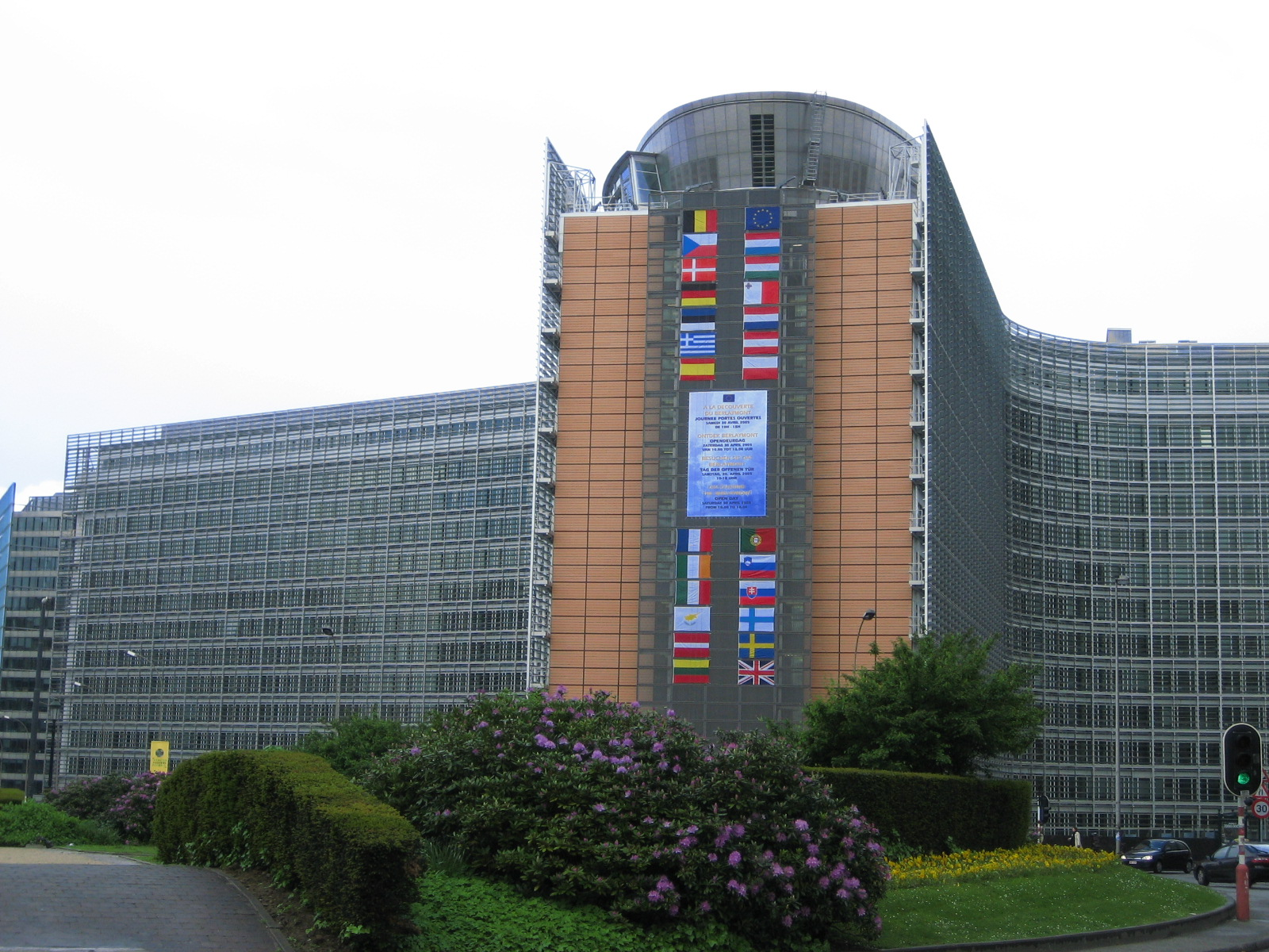 Commissione europea - photo credit: Zinneke
