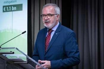 Presidente della BEI Werner Hoyer, Bruxelles 29.01.2019 - photo credit Banca europea investimenti