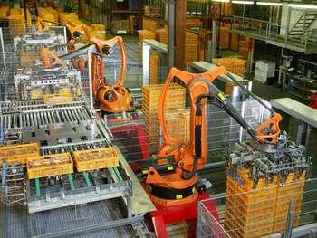 Finanziamenti agroalimentare - Photo credit: KUKA Roboter GmbH, Bachmann