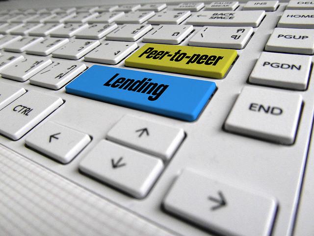 Peer to Peer - Photo credit: Investment Zen
