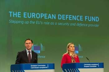 Katainen e Bieńkowska - Source: EC - Audiovisual Service