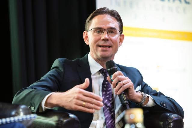 Katainen © European Union, 2018 Photographer: Lukasz Kobus