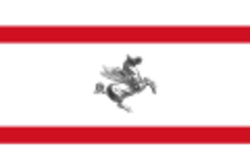 Flag of Tuscany - Foto di Angelo Romano