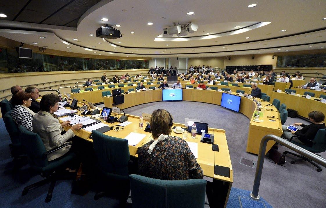 Corte dei conti europea - Photo credit: Copyright: UE