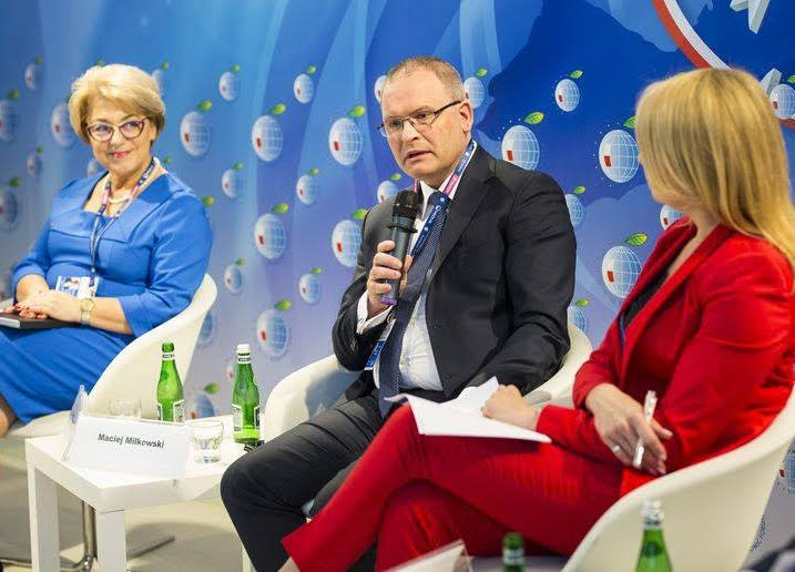 Łukasz Szumowski - Photo credit: European Congress of Local Governments