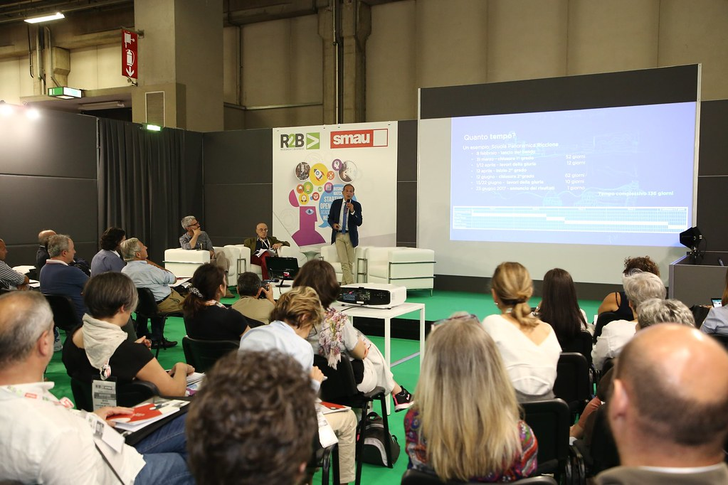 Smau Bologna - Photo credit: Smau