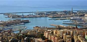 Intesa porti Genova - Shenxhen: photocredit Alessandro Vecchi