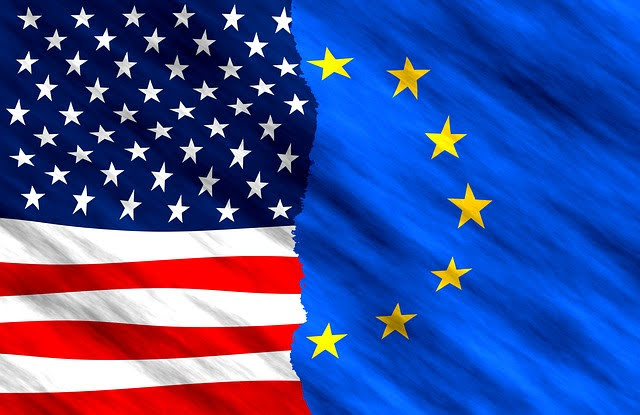 Dazi USA contro Europea: photocredit Gerd Altmann da Pixabay