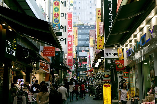 UE - Corea del Sud: Photocredit tragrpx da Pixabay