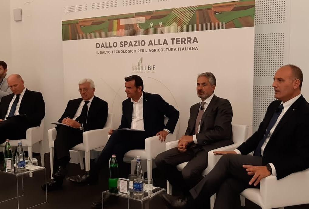 Presentazione IBF Servizi - Photo credit: Ismea