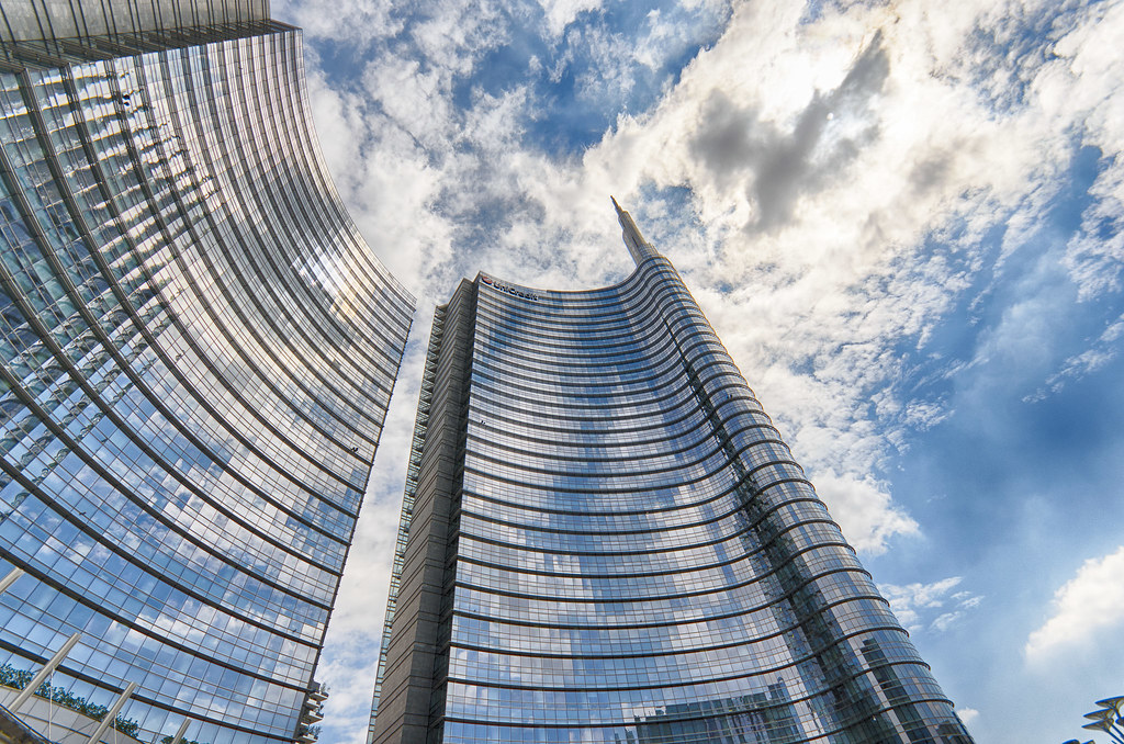 Unicredit tower - Photo credit: Gaetano Virgallito