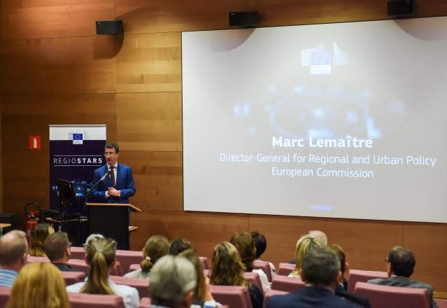 Marc Lemaitre - Photo credit: European Union, 2019 Source: EC - Audiovisual Service