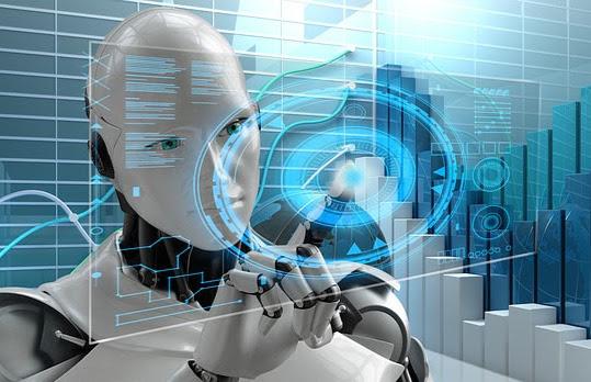 Intelligenza artificiale - Foto di sujin soman da Pixabay
