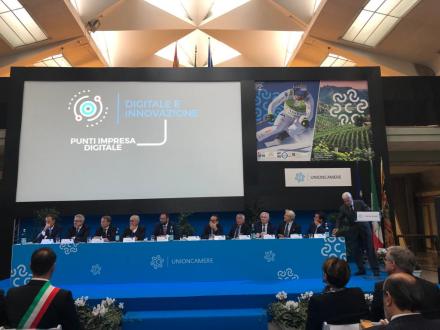 Assemblea dei presidenti delle camere di commercio, Treviso 2019: Photocredit: Unioncamere