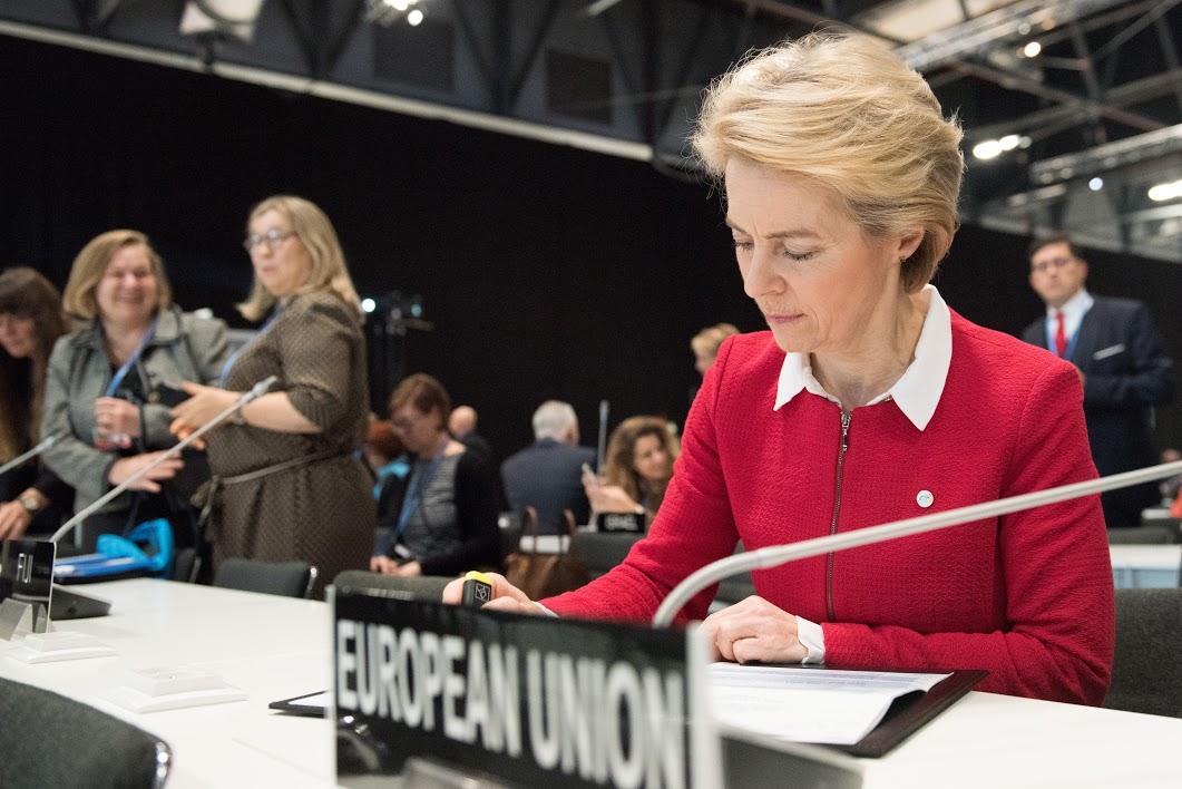 Ursula von der Leyen - Photo credit: European Union, 2019 Source: EC - Audiovisual Service