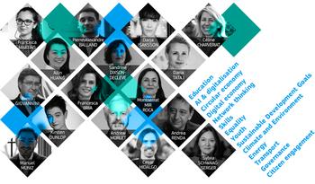 Esperti UE ricerca e innovazione per lo sviluppo sostenibile
