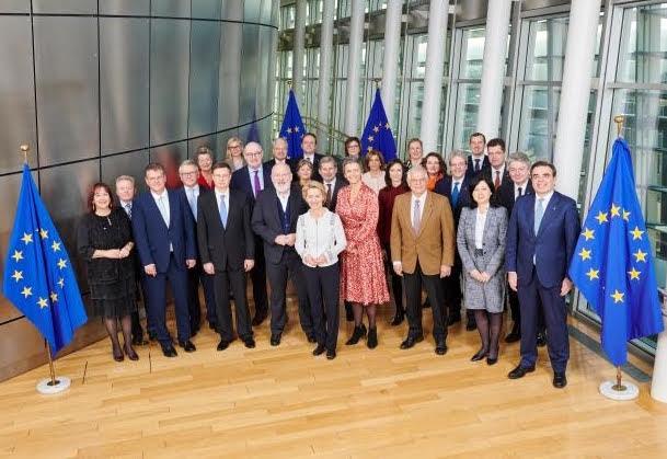Programma di lavoro 2020 della Commissione UE: Photocredit: Commissione europea 2019