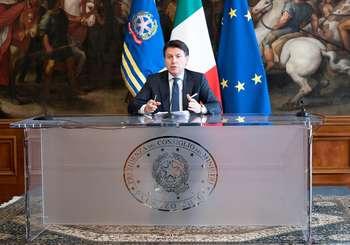 Giuseppe Conte - Photocredit: Presidenza del Consiglio del Ministri