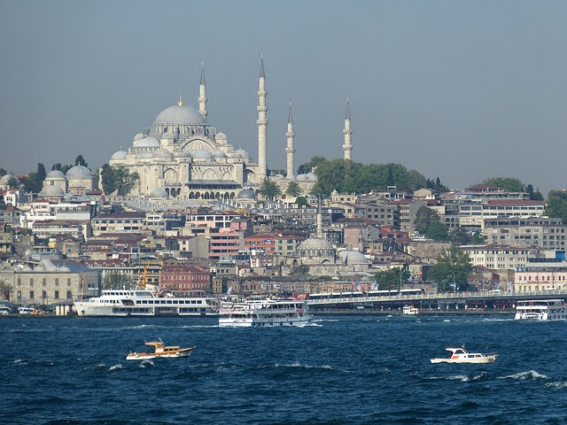 Gara infrastrutture Turchia: Pixabay: falco en Pixabay