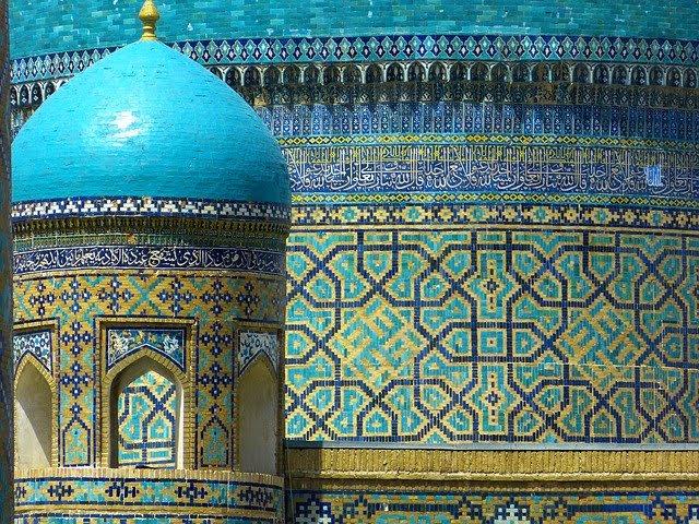 Progetto AIIB infrastrutture idriche in Uzbekistan: Photocredit: LoggaWiggler da Pixabay