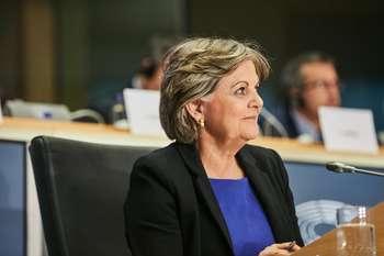 Commissaria Ferreira - Copyright: European Union 2020 - Photographer: Dati Bendo