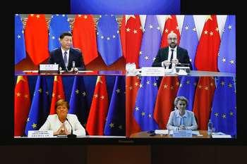 Vertice UE-Cina