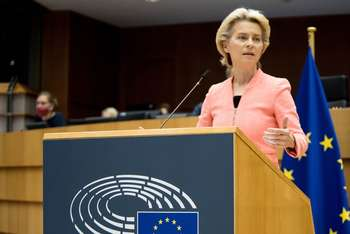 Ursula von der Leyen - Copyright: European Union, 2020 Source: EC - Audiovisual Service