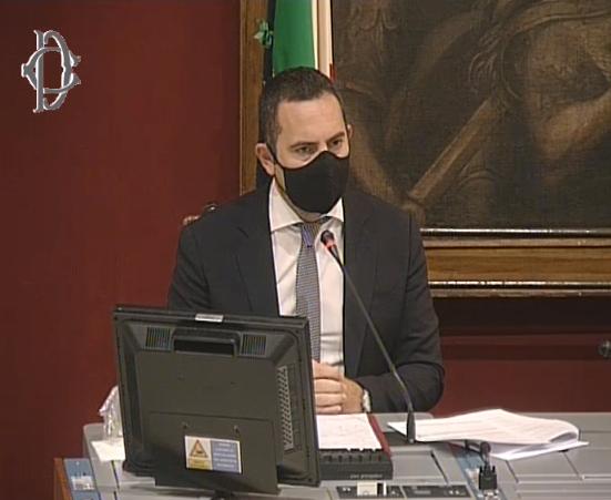 Recovery Fund: ministro Spadafora su Recovery Plan - photo credit: profilo Twitter Camera dei Deputati