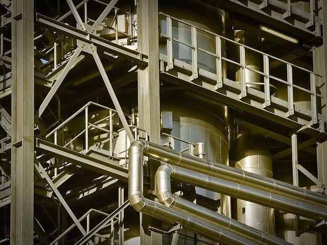 Area di crisi industriale - Photo credit: Foto di MichaelGaida da Pixabay