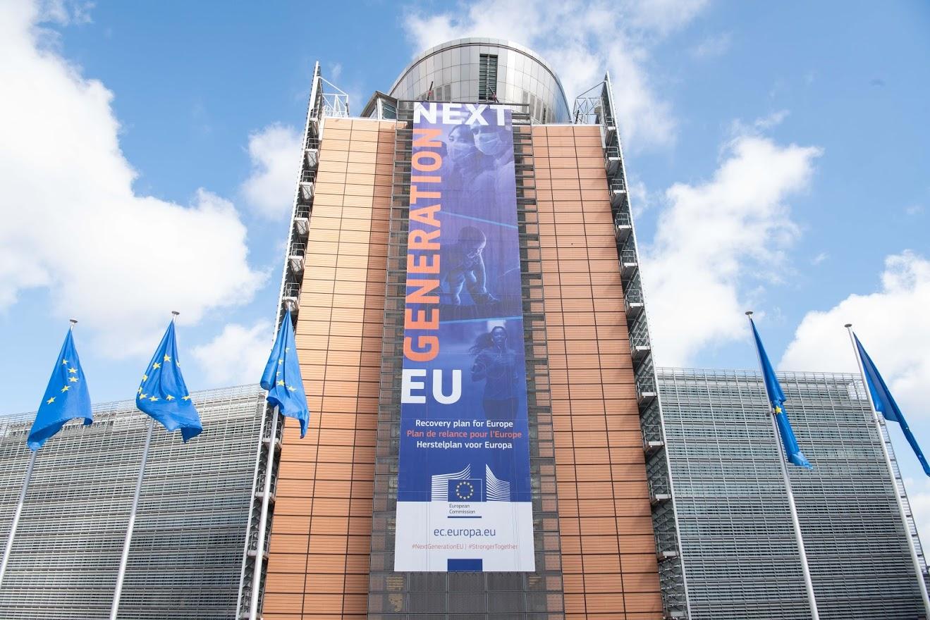 Next Generation EU - Photocredit: European Union, 2020. Source: EC - Audiovisual Service