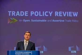 Nuova politica commerciale europea