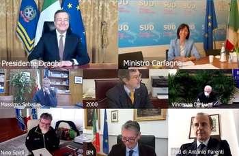 Sud. Progetti per ripartire - Photo credit: Ministero Sud e Coesione territoriale