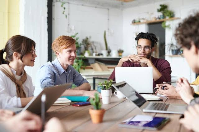 Startup - Foto di fauxels da Pexels