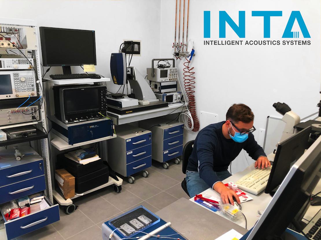 Il laboratorio dello spin-off, INTA Systems