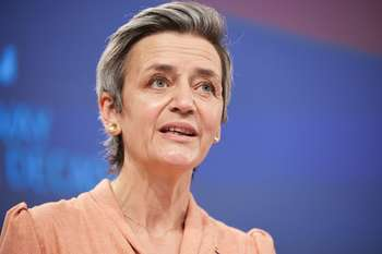 Margrethe Vestager - European Union, 2021 - Source: EC - Audiovisual Service - Photographer: Claudio Centonze