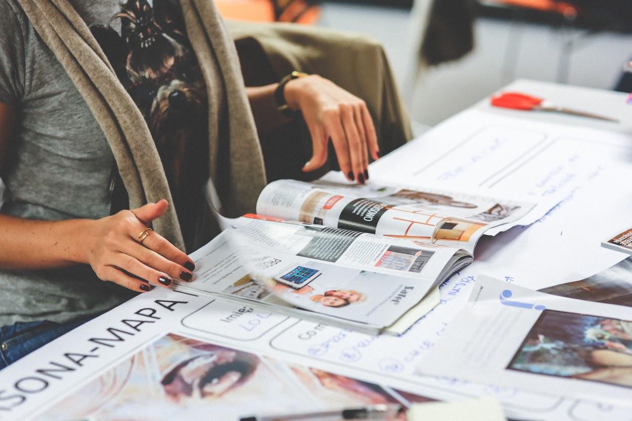 Giornata mondiale libertà di stampa Call UE corsi giornalismo - Foto di Kaboompics .com da Pexels