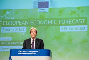Paolo Gentiloni - copyright European Commission