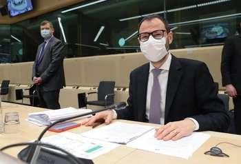 Stefano Patuanelli - Copyright: European Union