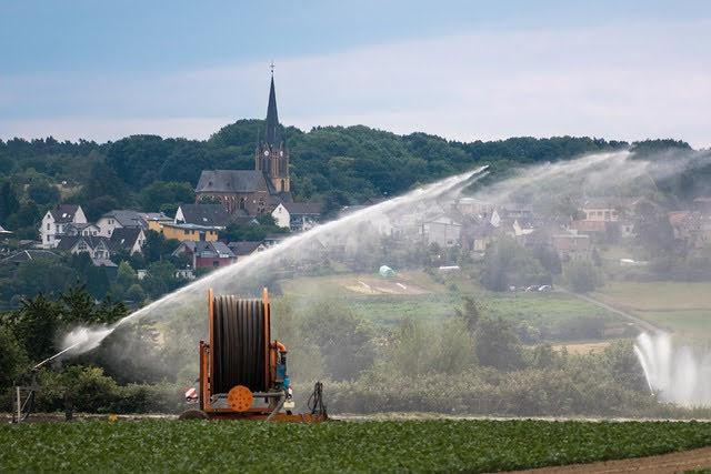 Irrigazione agricoltura - Photo credit: Foto di Thomas B. da Pixabay