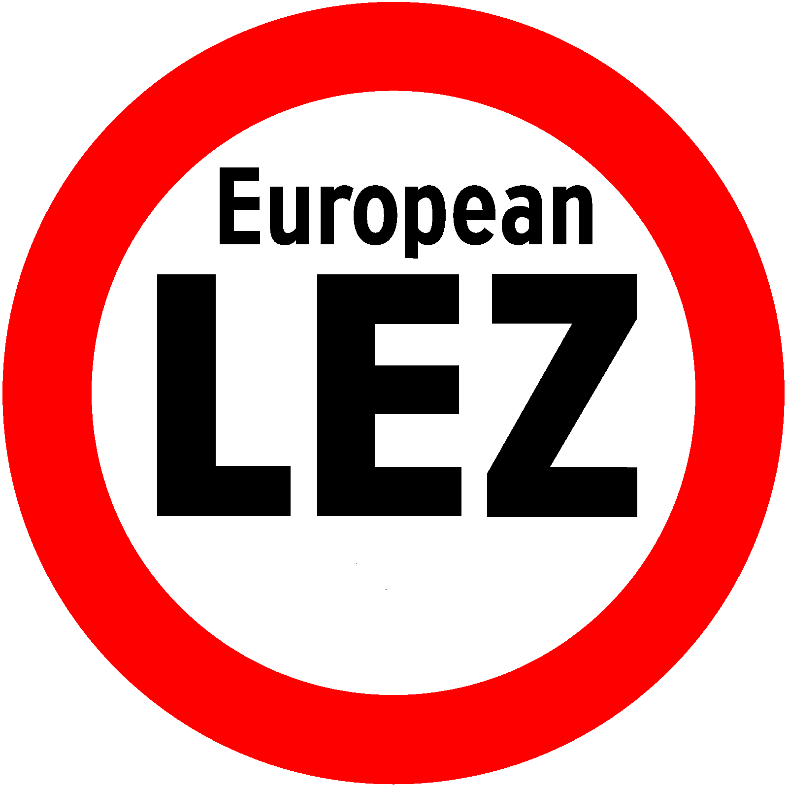Logo LEZ - Credit © European Union, 2010