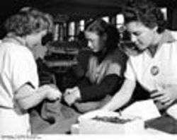 Lavoratrici - foto di Unterberg Rolf