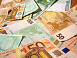 Euro banknotes - foto di Friedrich.Kromberg