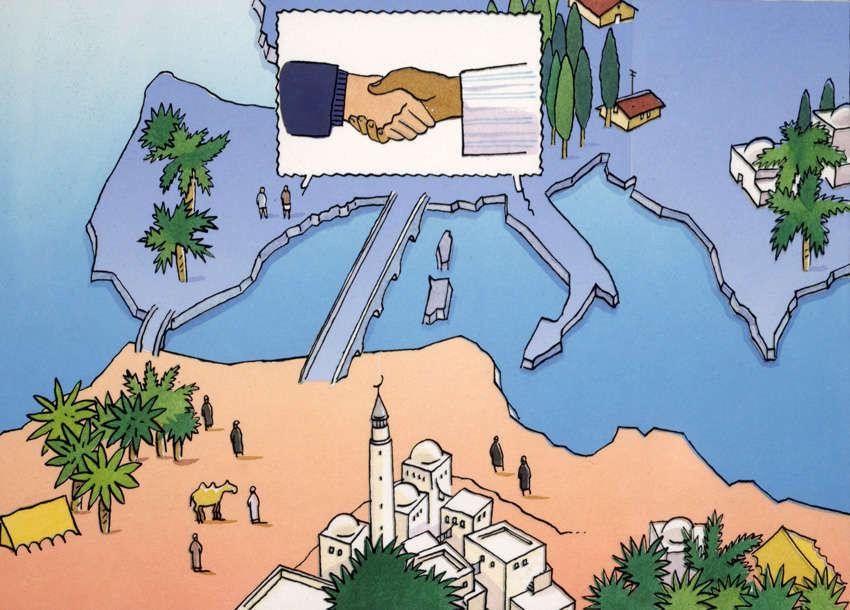 Euro-Mediterraneo - Credit © European Union, 2011