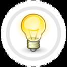 Idea - Immagine di Dialog-information_on.svg
