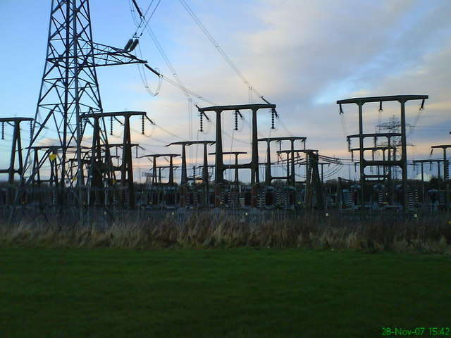 Power grid - foto di GeographBot