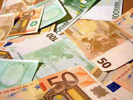 Euro banknotes - immagine di Friedrich.Kromberg